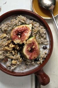 Buckwheat-porridge