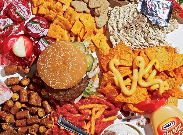 How to Stop Eating Junk Food and Lose Weight