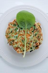 Zucchini Fritters (Gluten free)