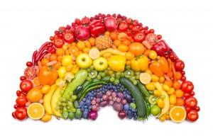 Vegetables in Season Melbourne - 3 Good Reasons to Eat in Season - fruit and vegetable rainbow