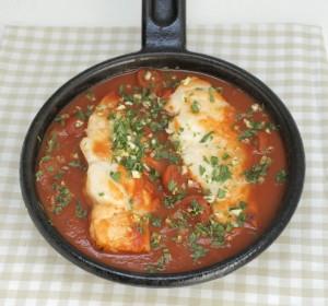 Fish In Tomato