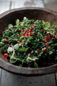 The Secret To The Perfect Kale Salad