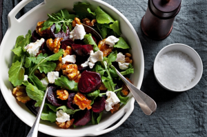 Beetroot-walnut-salad mornington naturopath
