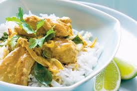 Lime, Vegetable and Coconut Fish Curry