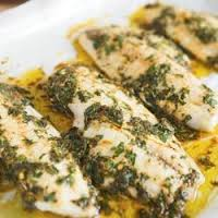 Moroccan Snapper Fillets