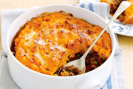 shepherd pie with pumpkin mash mornington naturopath
