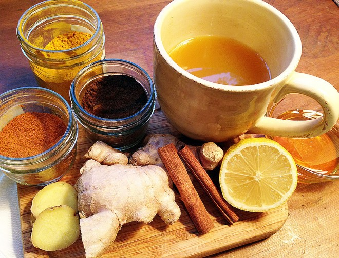 Natural Flu-fighting Tea Recipe