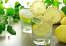Detox Diet - lemon water