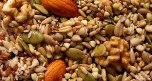 Detox Diet nuts seeds