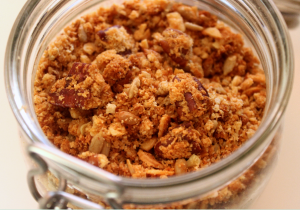 Pecan Maple Grain Free Granola