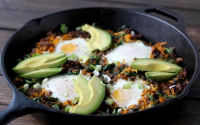 Hearty One Pan Breakfast