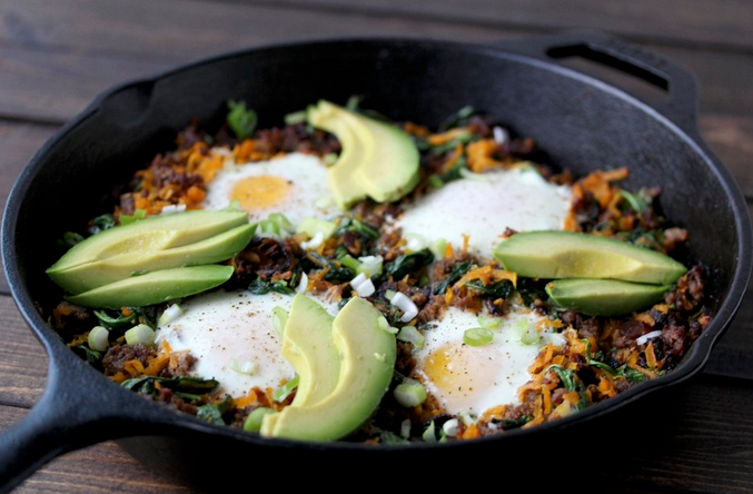 Hearty One Pan Breakfast