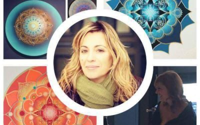 Create Your Own Mandala Art Workshops with Celebrity Artist Nathalie Dadian