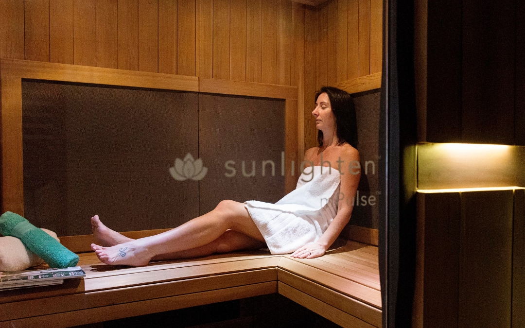 Infrared sauna Private Sea
