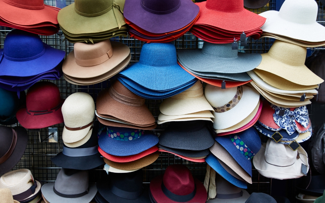 Making Changes – What Hat Are You Wearing?